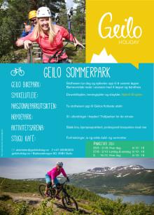 Geilo Sommerpark poster