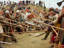 Rejs 1000 år tilbage i tiden og besøg vikingerne på Trelleborg