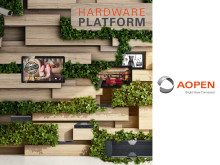 EET Europarts expands channel reach for AOPEN as new Distributor for Signage and Video Surveillance