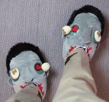 Zombie Slippers - Hjemmesko