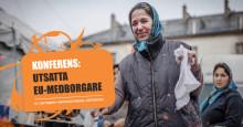 Ny arbetskonferens om utsatta EU-medborgare i Göteborg oktober 2016