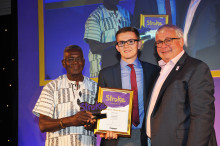 ​19 year old man wins National Carers Award