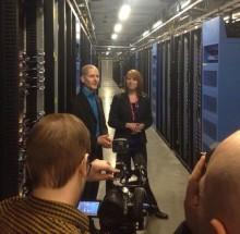 Ny serverhall för Facebook: Tummen upp för fler jobb och investeringar i Norrbotten