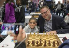 Näringslivet Möter Förorten i Schack  vinnare