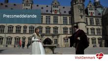 Idag flyttar Shakespeares Hamlet in  på Kronborg Slott i Helsingör