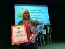 Förnybar energi och kapning av effekttoppar gav Östersundshem Allmännyttans hållbarhetspris 2019