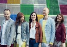 A capellagruppen Dynamic Vocal kommer till Lidköping
