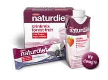Naturdiet med mindre socker och mer protein - nu i nya smaker