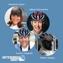 Göteborgsgirot utmanar stadens restaurangelit i Kockarnas Cykelkamp