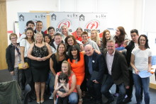 First ever female Pitstops cohort celebrate at graduation event