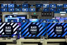 Gigantti kasvatti Black Fridayn myyntiennätyksen 21,3 miljoonaan euroon: nettimyynnin kasvu + 46 %