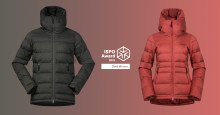 Bergans Stranda Down Hybrid Jacket is proclaimed: Gold Winner in ISPO Awards 2018