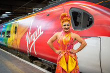 Birmingham Pride kicks off Virgin Trains' #RideWithPride season