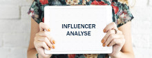 Influencer-Analyse