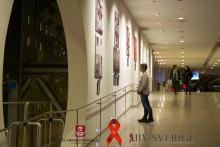 Clarion Hotel Stockholm uppmärksammar internationella Aids-dagen den 1 december 2013 tillsammans med Hiv-Sverige!
