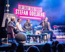 """Stefan Odelberg - En av Sveriges bästa underhållare när det kommer till att hålla publiken på halster """"En Talk Talk Show"""" kommer nu till Hamburger börs!"""