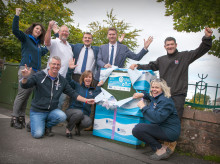 Digital Scotland Superfast Broadband Rock'n'Roll with Park Fest in Stranraer
