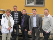 Vimmerby kommun besökte Peak Innovation för att lära mer om regionens satsning på innovation och tillväxt