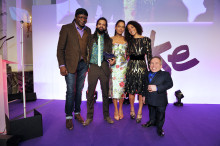 Portsmouth fundraisers scoop national award