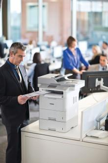 Alt for få virksomheder har styr på deres printforbrug