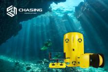 Focus Nordic neria gilyn su nauju povandeniniu dronu