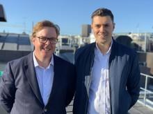 Ett steg mot smarta städer när Tre och Bumbee Labs tecknar avtal