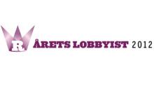 Årets lobbyist 2012 är Nyköping-Östgötalänken