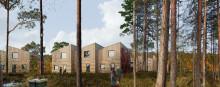 Titania vinner markanvisningstävling i Vallentuna – ska bygga 127 bostäder