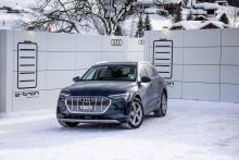 Audi tester genanvendelse af elbilsbatterier