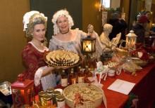 Julmarknad på Tullgarn