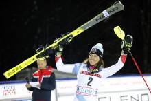 23. Podiumsplatz für Wendy Holdener im Slalom
