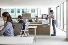 Blikk på blekk   - en nærmere titt på utskrift fra blekkskrivere på kontoret