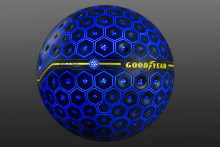 Goodyear løfter sløret for Eagle 360 Urban, et konceptdæk, der er udstyret med kunstig intelligens