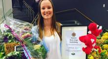 Johanna Lind är Årets unga kocktalang 2015