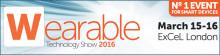 Träffa XMReality på Wearable Technology Show i London, 15-16:e mars