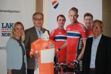 Laksenæringen støtter sykkelforbundet:  - Vår mest omfattede avtale noensinne