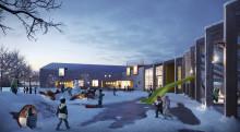 Ny plusshus-barnehage på Årvoll