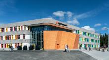 Bjørlien Skole er kåret til Årets skolebygg