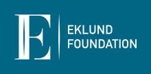 Eklund Foundation öppnar för ansökningar 1 maj