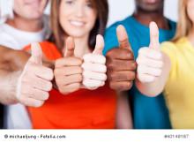 Kulturcheck No. 6: Thumbs up for … upps, das könnte peinlich werden!
