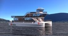 Hurtigruten satser på miljøvennlige og elektriske katamaraner