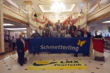 Erfolgsgarantie Schmetterling Top Partner-Treffen