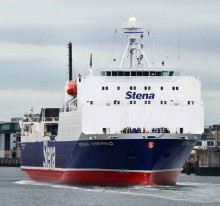 Stena Line Adds Third Ship to Belfast – Liverpool Route