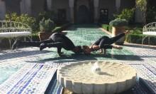 "NOSADE startet neues Yoga Retreat-Format ""8 Tage Grünes Marrakesch"""