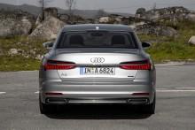 Priser på ny Audi A6