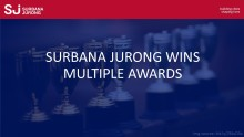 Surbana Jurong wins Housing Development Board and Singapore Landscape Architecture Awards