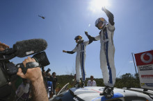 Rally Portugal: third win of the season for Volkswagen's Ogier
