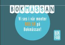 Bokfabriken på Bok- och biblioteksmässan 2016