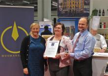 25 matprodukter och livsmedelsproducenter har utsetts till Sveriges bästa landskapsmat och fick diplom av Handelsminister Ewa Björling