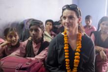 Mens gör att var tredje flicka i Sydasien missar skoldagar varje månad - visar ny rapport från WaterAid